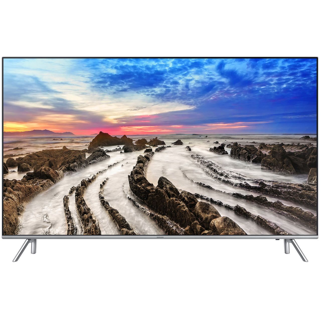 Телевизор LED Smart Samsung, 49`` (123 cм), 49MU7002, 4K Ultra HD