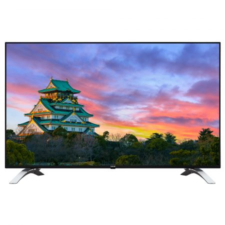 Телевизор LED Smart Toshiba, 55'' (140 cм), 55U6663DG, 4K Ultra HD