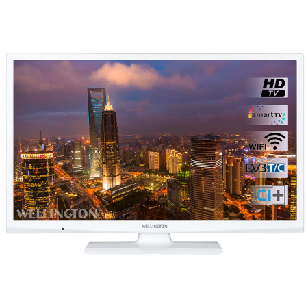 "Телевизор LED Smart Wellington, 24"" (61 cм), 24HDW282, HD"
