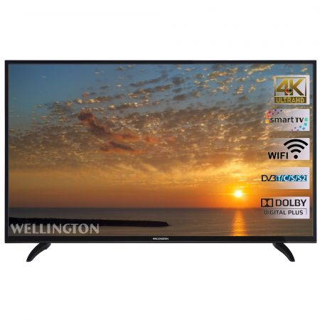 "Телевизор LED Smart Wellington, 43"" (109 см), 43UHDV296SW, 4K Ultra HD"