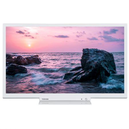 "Телевизор LED Toshiba, 24"" (61 cм), 24W1754DG, HD"