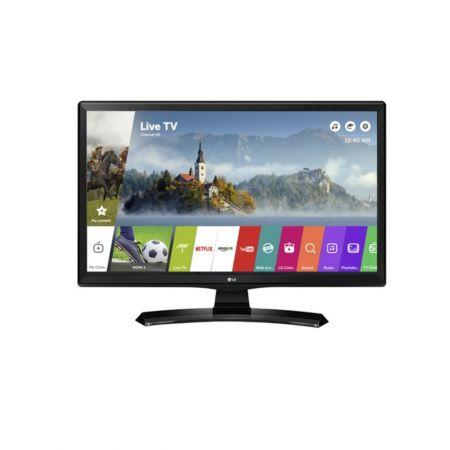 "Телевизор LG 28MT49S-PZ, 27.5""(69.85cm)1366 x 768 HD IPS TV, (DVB-T2/C/S2), Wi-Fi&LAN, 1x HDMI, 1x USB"
