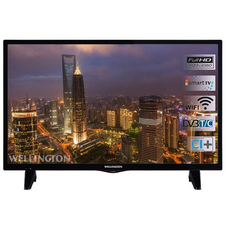 "Телевизор LED Smart Wellington, 32"" (81 cм), 32FHD289, Full HD"