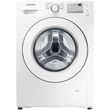 Пералня Samsung WW60J3083LW, 1000 об/мин, 6 кг, Клас A++, Бяла