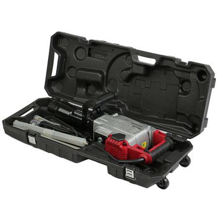 Къртач Steinhaus PRO-DH1700, 1700 W, 1400 об/мин, 60 J, Патронник SDS-HEX, Kitbox, Длета