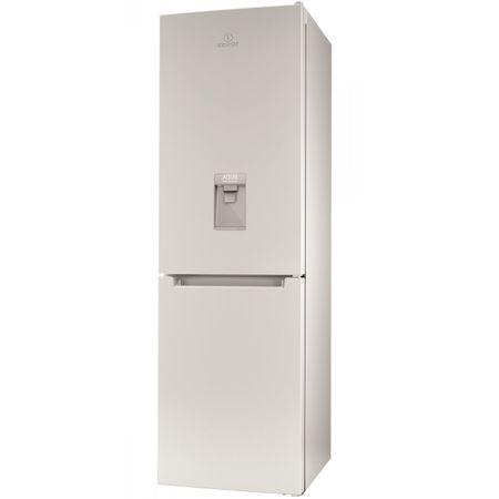 Хладилник Indesit LR8 S1 W AQ, 335 л, клас А+, H 187 см, Бял