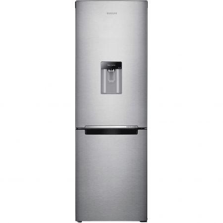 Хладилник с фризер Samsung RB31FWRNDSA, 310 л, Клас A+, Full No Frost, H 185 cм, Сребрист
