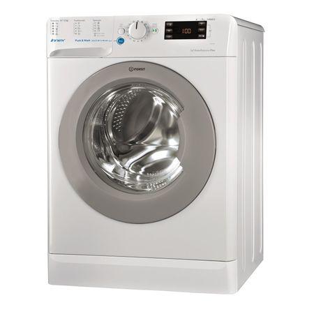 Пералня Indesit BWE 71453X WSSS EU, 7 кг, 1400 об/мин, Клас A+++, Бяла