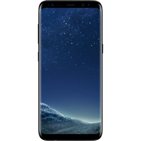 Смартфон Samsung Galaxy S8, 64 GB, 4G, Midnight Black