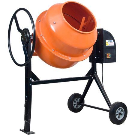 Бетонобъркачка Temp, Полу-професионална 850 W, 150 л