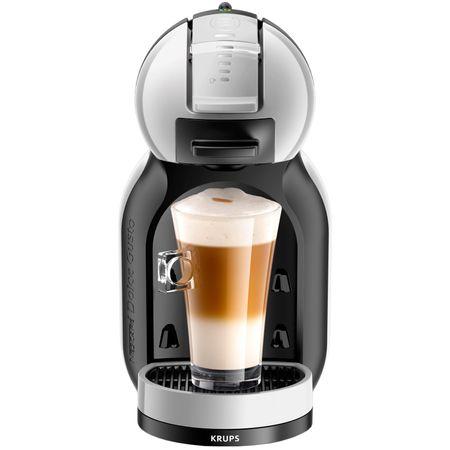 Еспресо машина Krups Nescafe Dolce Gusto Mini-Me KP123B31, 1500 W, 0.8 л, 15 бара, Сива