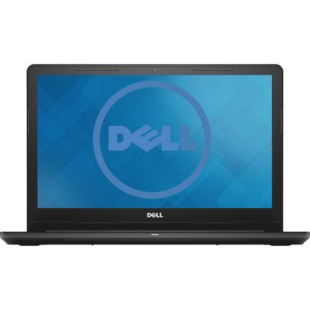 "Лаптоп Dell Inspiron 3567 с процесор Intel® Core™ i3-7020U 2.30 GHz, Kaby Lake, 15.6"", 8GB, 128GB SSD, DVD-RW, Intel® HD Graphics 620, Ubuntu, Black"