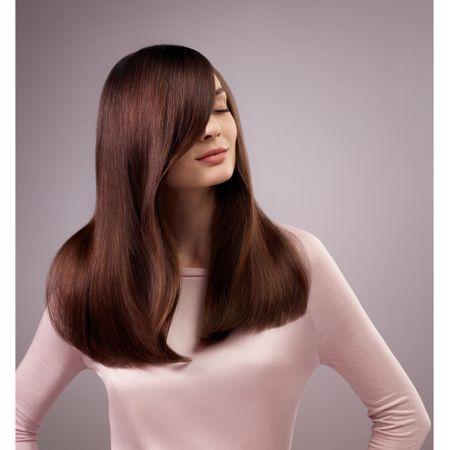 Електрическа четка за коса Philips Essential Care Airstyler HP8663/00, 800 W, Йонизация, ThermoProtect, 4 Аксесоара, Бяла
