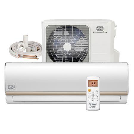 Климатик Star-Light WiFi, 12000 BTU, Клас A++, Функция отопление, Инвертор, ACM-12ARWI, Дисплей