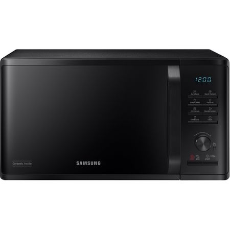 Микровълнова фурна Samsung MS23K3515AK/OL, 23 л, 800W, Черна
