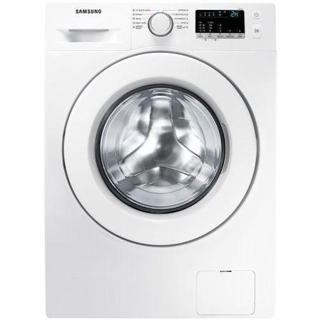 Пералня Samsung WW60J3280LW1LE, 6 кг, 1200 об/мин, Клас A++, Ceramic Heater, 60 см, Бяла