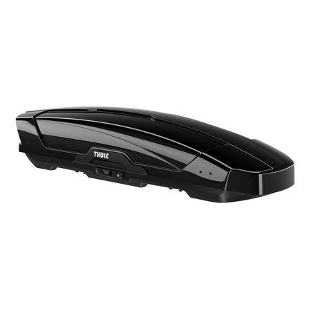Автобокс Thule Motion XT Sport, Двойно отваряне, Черен гланц, 300 л