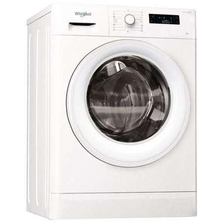Пералня Whirlpool FreshCare FWSF61252W EU, 6 кг, 1200 об/мин, Клас A++, Бяла