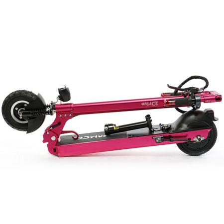 "Електрическа тротинетка скутер 2Drive, 8 "", Батерия 7.8 AH LG, Червена"