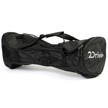 """Електрически ховърборд скутер 2Drive, гуми 6.5"""", Aвтономия 15 км, Скорост 10 км/ч, Мощност на двигателя 500 W (2 x 250), Bluetooth, Високоговорители, Включително чанта за транспортиране, Grafitti camouflage"""
