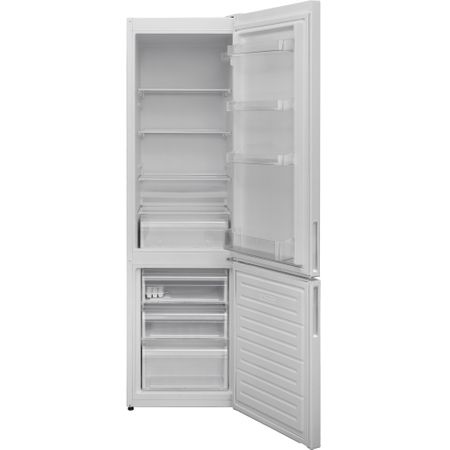 Хладилник с фризер Star-Light CRFV-286A+, 286 l, Клас A+, H 180 см, Бял