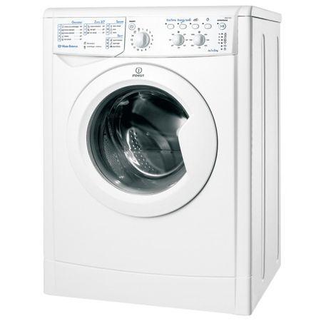 Пералня Slim Indesit IWSC51051CECO, 1000 об/мин, 5 кг, Клас A+, Бяла