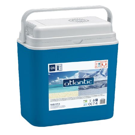Хладилна кутия Atlantic 12/230V, Електрическа, Функция затопляне/изстудяване, 24 л
