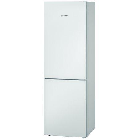 Хладилник с фризер Bosch KGV36UW30, Low Frost, 309 л, Клас A++, VarioZone, H 186 см, Бял