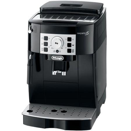 Кафеавтомат DeLonghi Magnifica S ECAM 22.110B, 15 bar, 1450 W, Метална мелачка