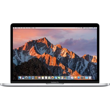 "Лаптоп Apple MacBook Pro 13 c процесор Intel® Dual Core™ i5 2.30GHz, 13.3"", Екран Retina, 8GB, 128GB SSD, Intel® Iris Plus Graphics 640, macOS Sierra, INT KB, Silver"