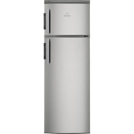 Хладилник Electrolux EJ2801AOX2, 265 л, Клас A+, H 159 см, Иноксово покритие против отпечатъци