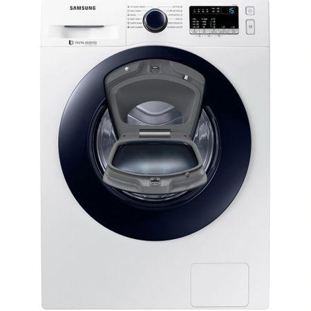 Пералня Samsung Add-Wash WW70K44305W/LE, 7 кг, 1400 об/мин, Клас A+++, Motor Digital Inverter, Бяла