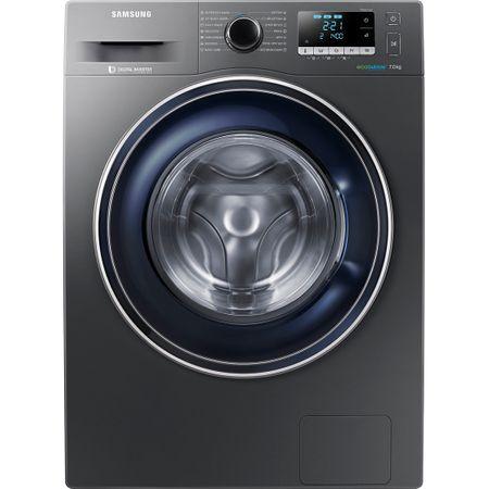 Пералня Samsung WW70J5446FX/LE, EcoBubble, Инверторен мотор, 7 кг, 1400 об/мин, Клас A+++, 60 см, Инокс