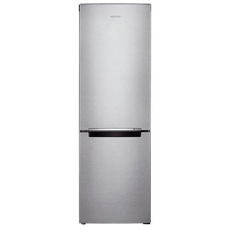 Хладилник с фризер Samsung RB33J3030SA/EF, 328 л, Клас A+, No Frost, Digital Inverter компресор, 185 cм, Metal Graphite