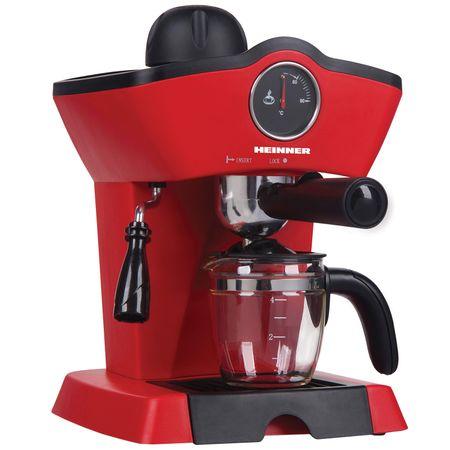 Кафемашина Heinner HEM-200RD, 3.5 bar, 800 W