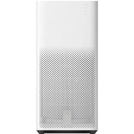 Пречиствател за въздух Xiaomi Mi Air Purifier 2H, Smart Wi-Fi, CADR 260 м3/ч, Индикатор за качеството на въздуха, Сензор PM2.5, Бял