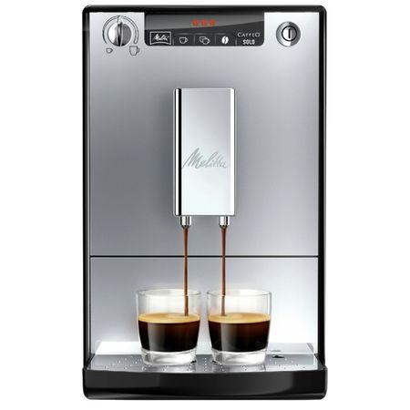 Кафеавтомат Melitta Solo, 15 bar, 1.2 л, Сребрист