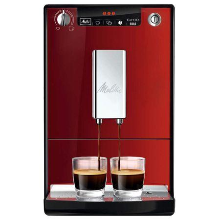 Кафеавтомат Melitta Solo, 15 bar, 1400 W, Червен