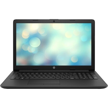 "Лаптоп HP 15-db1033nq, 15.6"", AMD Ryzen 3 3200U, RAM 8GB, SSD 512GB, AMD Radeon Vega 3, Free DOS, Black"