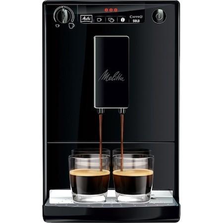 Кафеавтомат Melitta® Solo Pure Black E950-222, 15 bar, 1.2 л