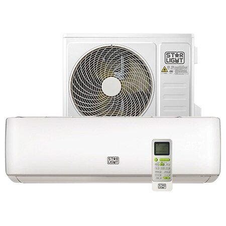 Климатик Star-Light ACT-24WIFI, Control WiFi, 3D Inverter, 24000 BTU, Функция отопление, Клас A++, Дисплей, Бял